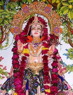 About Srimati Vrinda-devi