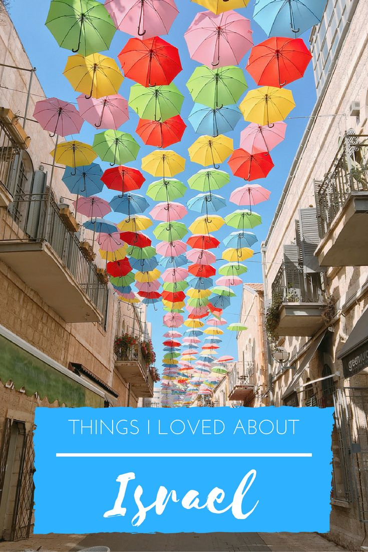 Just a few of the things I loved about my time exploring Israel. I touch on the food, history, people and Jerusalem. Look out for part 2 coming soon!