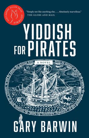 Set in the 15th century, Yiddish for Pirates is about a boy named Moishe and his travelling companion Aaron (a 500-year-old, immortal parrot). Amid the Spanish Inquisition, Moishe joins forces with a band of hidden Jews in an attempt to preserve forbidden books. Click the picture to read an interview with Gary Barwin!