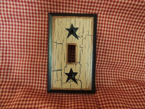 Kitchen Light Switch Covers 36 best primitive light switch plates/ outlet plates images on