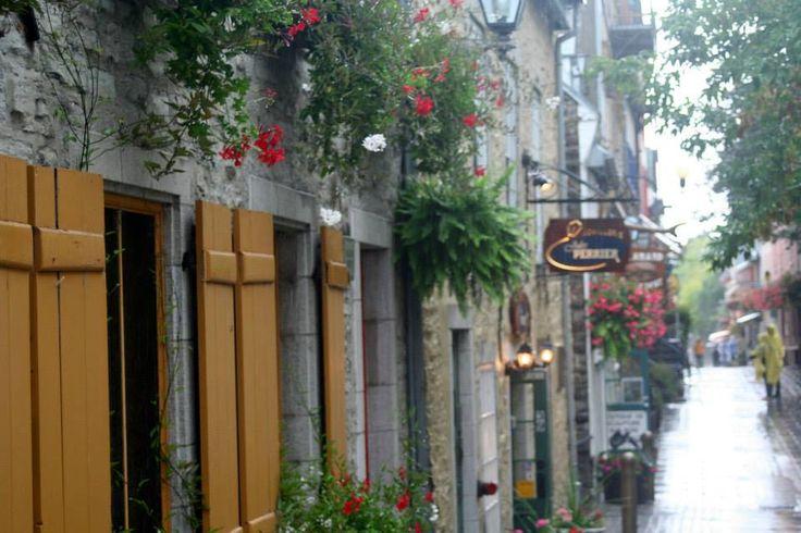 Old Quebec City, QC