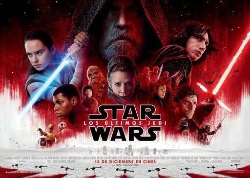 La esperada entrega de la saga 'Star Wars' llega a la cartelera de Cinesa La Maquinista