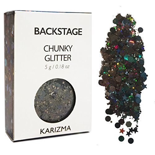 Backstage Chunky Glitter  COSMETIC GLITTER  Festival Face Body