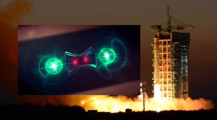 China Launches Hack-Proof Quantum Satellite To Transfer Secure Data  by Aditya TiwariShort Bytes: China has launched a new satellite which would be used for Quantum Key Distribution between the space and Earth using laser beams thrown at the ground stations. In the experimental phase the project would be confined to China and Europe.China recently came up with the futuristic straddle bus which gained the attention of shutterbugs around the globe. Another development from the Asian country is…