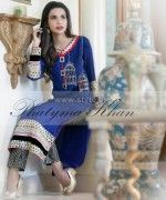Phatyma Khan Eid-Ul-Fitr Dresses 2014 For Women