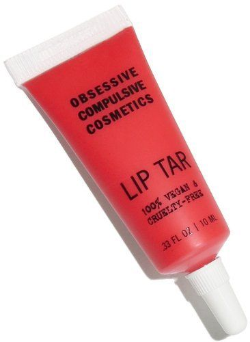 OCC Lip Tar - Radiate. OCC Lip Tar in Radiate. Demi Matte UV Red (Opaque, Satin) OCC Lip Tar combines the longevity of a lipstick, with the ease of application of a gloss. Goes on slick and moist, and dries down to a satin finish. Ultra-saturated in color, Lip Tar contains an unprecedented amount of pigment - a little goes a very, very long way! An intense yet featherweight layer of color that stands up to the scrutiny of Hi-Def Video and Digital Photography, without ever looking (or...