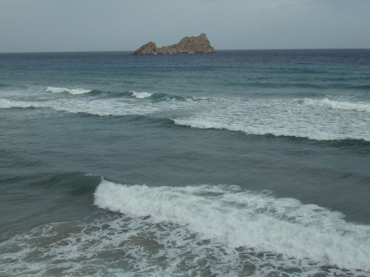Another wonderful beach of Xerokampos!!