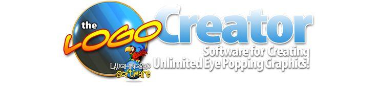 The Logo Creator - Creado por Laughingbird Software