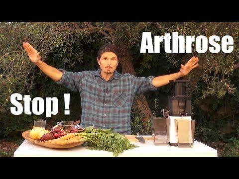 Soignez définitivement l'arthrose en 30 min + le jus des cartilages - Santé Nutrition