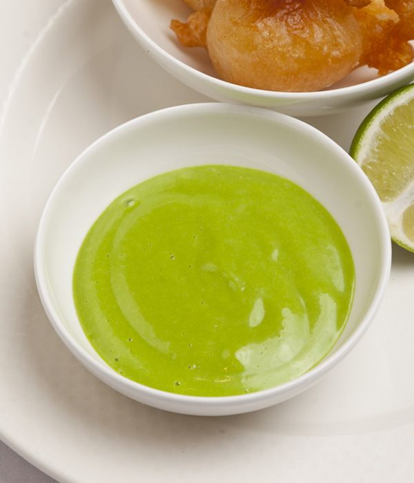 For a beautifully seasonal sauce in springtime, look no further than this wild garlic mayonnaise recipe - by Pete Biggs