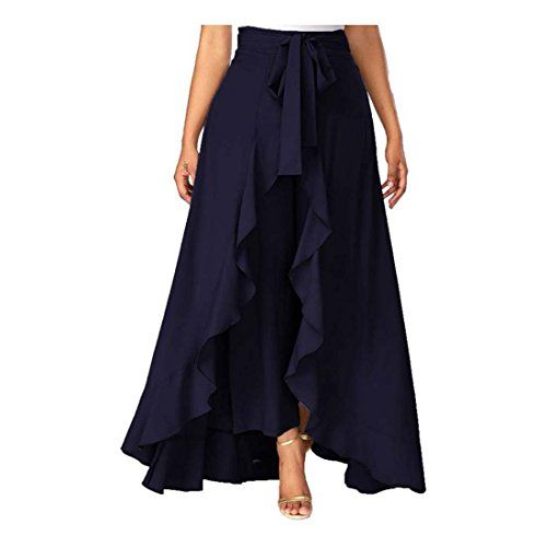 Indian Handicrfats Export BuyNewTrend Solid Women Layered Dark Blue Skirt   #dam…
