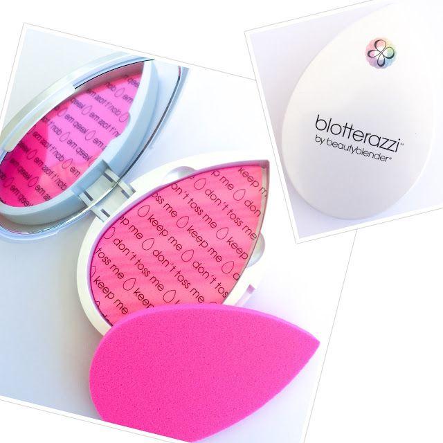 blotterazzi™ by beautyblender® - Schluss mit glänzenden Hautstellen!