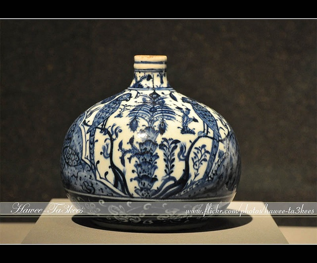 Another item from Qatar Islamic Museum collections,