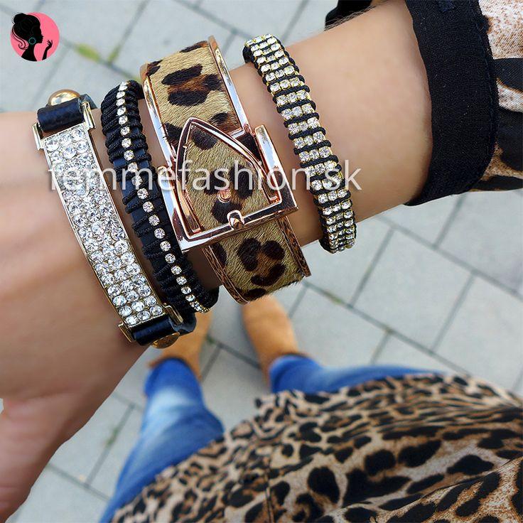 Set Náramkov #bracelet #setofbracelets #jewelry #accessories #bizuteria #bijouterie #dnesnosim #ootd #ootdshare  http://femmefashion.sk/sety/2576-set-naramkov-.html