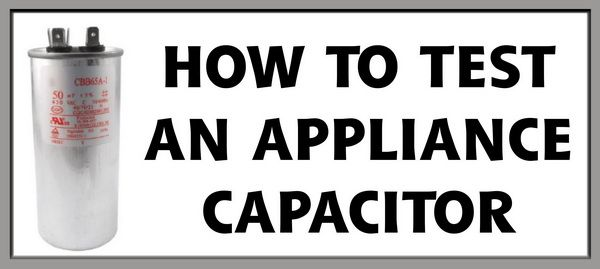 Check Ac Capacitor With Multimeter : Best images about multimeter usage on pinterest the