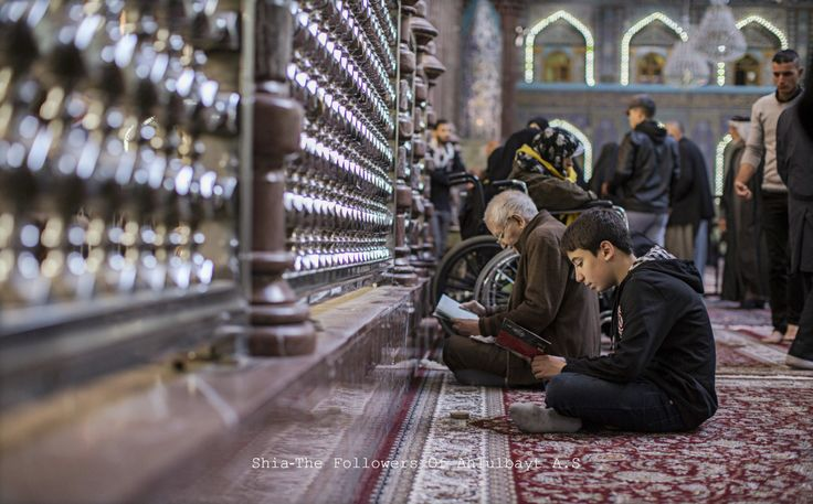 """""""The best means by which servants can obtain nearness to Allah, Mighty and Glorious, is the obedience to Allah, the obedience to His Messenger, and the obedience to those charged with (spiritual) authority."""" — Imam Muhammad al-Baqir (ع) Al-Kafi, vol. 1, p. 187"""