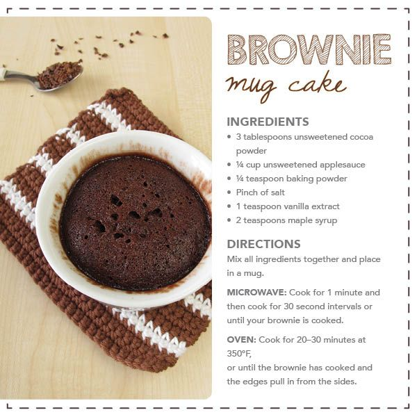 161 best essential oil food recipes images on pinterest doterra picture of brownie mug cake recipe switch maple syrup to stevia find this pin and more on essential oil food forumfinder Gallery