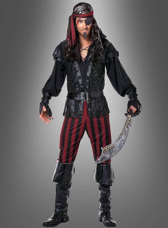 Piratenkostum Herren Bei Kostumpalast De Piraten Und Seerauber