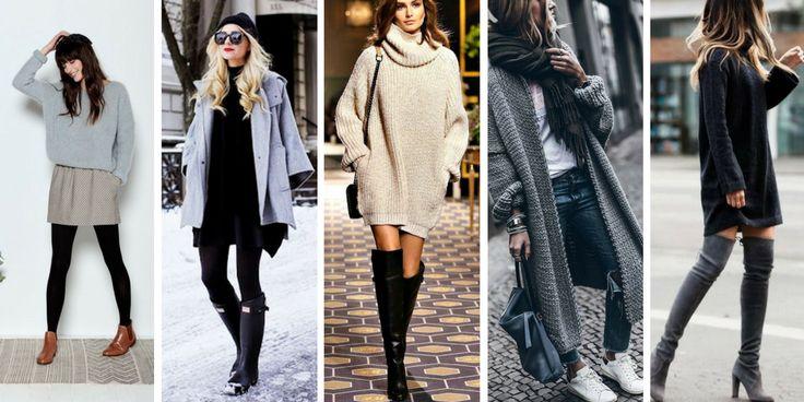 25 Trends im Herbst-Winter-Modeschuh – Alles über Frauen