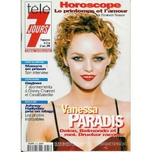 Télé 7 jours (n°1973) du 21/03/1998 - Vanessa Paradis - ... [Magazine mis en vente par Presse-Mémoire]