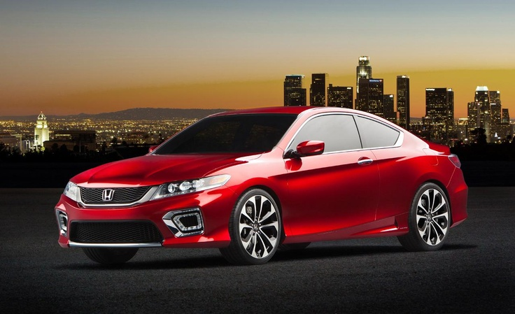 2013 Accord Coupe coming Sept 2012