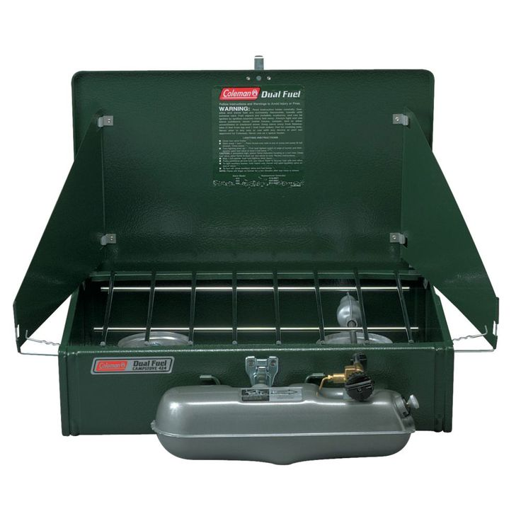 Coleman Dual Fuel 2-Burner Stove - https://www.boatpartsforless.com/shop/coleman-dual-fuel-2-burner-stove/