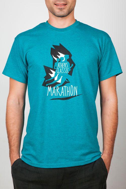 Men T-Shirts : Man Color Tee - Graphic Design