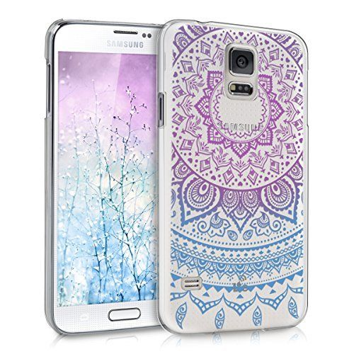 kwmobile Elegant and light weight Crystal Case Design Indian sun for Samsung Galaxy S5 / S5 Neo / S5 LTE+ / S5 Duos in blue dark pink transparent, http://www.amazon.co.uk/dp/B01LSAVXR4/ref=cm_sw_r_pi_awdl_x_tEPbybEZ6RVCX