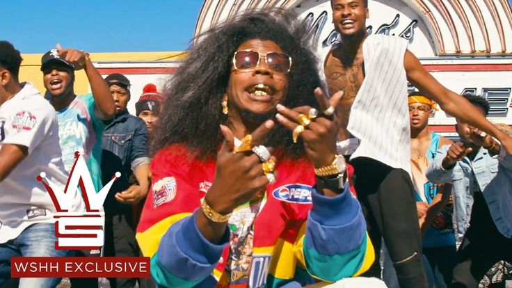 "Trinidad James x Bankroll Fresh ""Daddy D"" (WSHH Exclusive - Official Mus..."