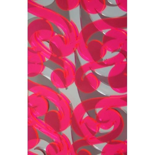 Pink Canopy - Katharine Ngatai