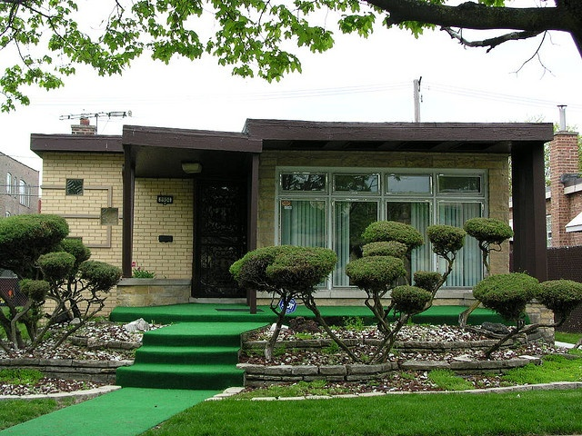 207 best Mid Century Homes images on Pinterest | Mid century house ...