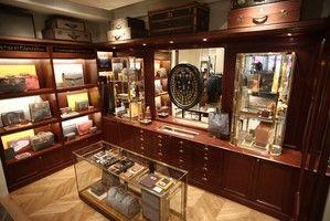 Bergdorf Goodman Opens Goyard Men's Shop