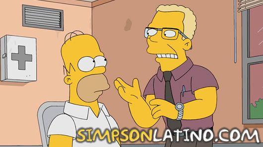 Ver Los Simpson 26x21 - Bull-E - Subtitulado