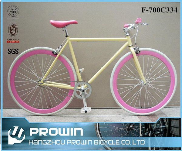 made in china 700c single speed fixed gear bike/bicicleta fixie/bicycle fixie for sale (PW-F700C334) #bicycles, #Fixie