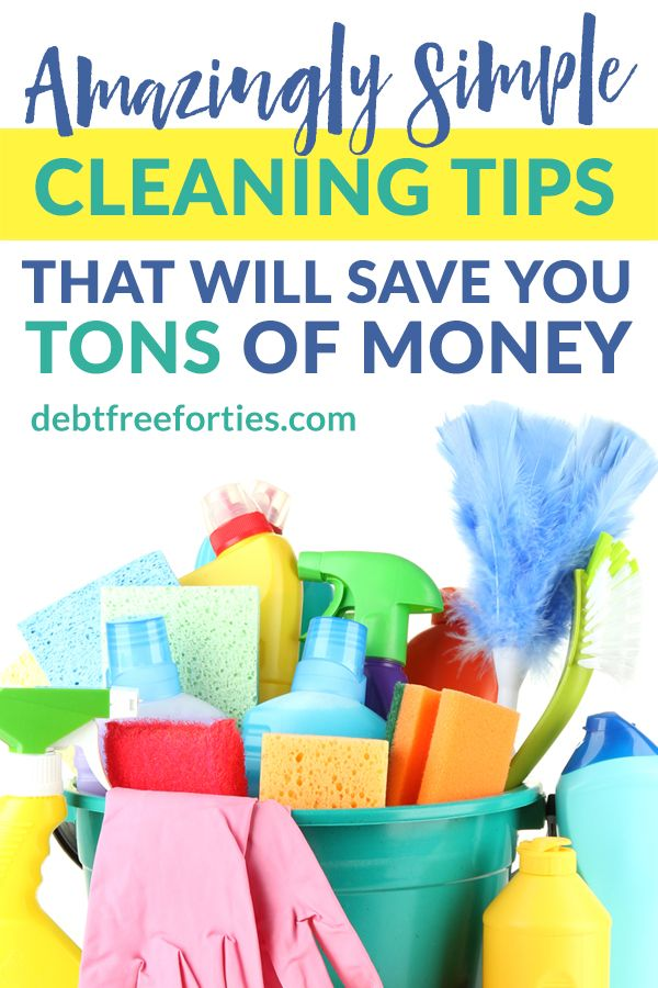 Every spring I feel the need for a refresh. There's just something about the fresh air and sunshine that makes me want to review our budget, get rid of clutter, and do a deep spring clean. So why not bust open the windows and start your spring with my favorite cleaning tips that'll help you save a ton of money? #cleaningtips #springcleaning #frugal