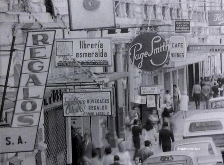 1975 - Calle Esmeralda