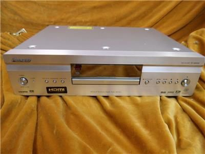 Pioneer DV989 AVI DVD/SACD CD Player