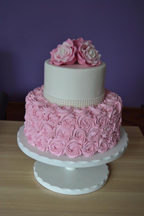 Lovely pink roses by Zaklina