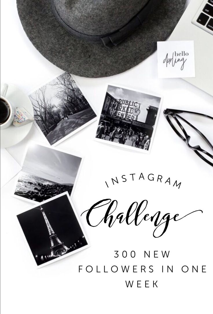 Learn how to gain new engaged followers in this fun Instagram Challenge from The InstantBoss Club