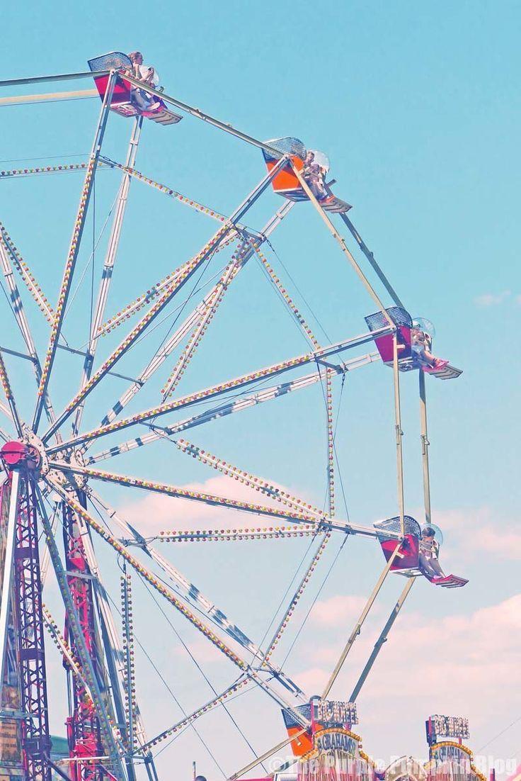 Camp Bestival - Big Wheel