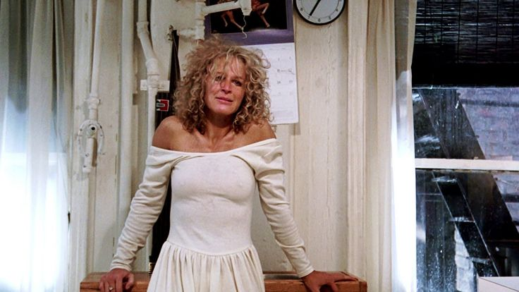 Alex (Glenn Close) Fatal Attraction
