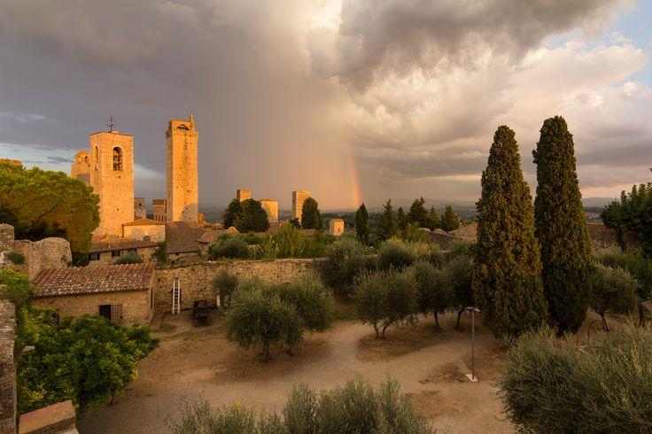 San Gimignano - null