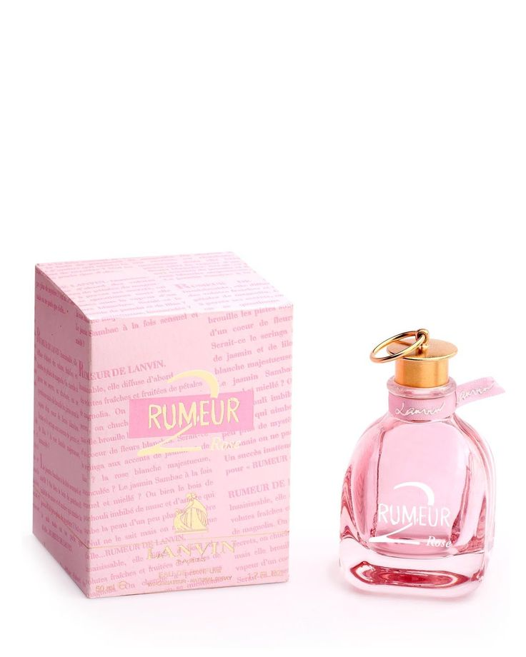 Rumeur 2 Rose by Lanvin EDP 1.7 Oz. Made in France