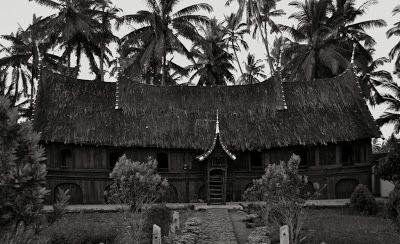 Rumah Gadang Tuo Kampai Nan Panjang - Tanah Datar