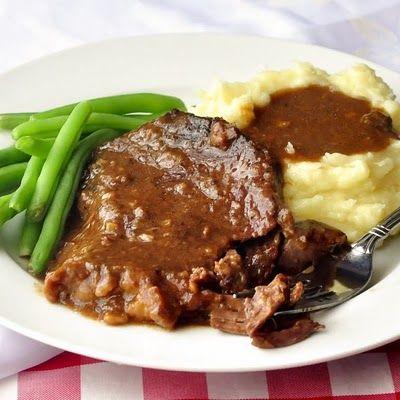 Stewed Steak