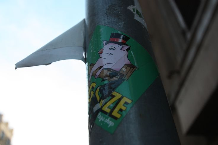 """#Pork on the Pole"". #Rome #Green"