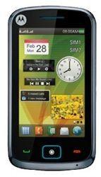 "Motorola Ex128 ""Dual Sim"" AT - New in box. Unlocked. No Contract.  QVGA touchscreen display  3 mega pixel camera  Bluetooth  Micro SD card slot  Dual SIM  Stereo FM radio  GPRS, EDGE  MP3, MP4 player  Web browsing  Polyphonic ringtones  Speakerphone $165.00"