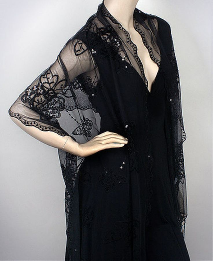 Evening Wear Shawl - Erieairfair