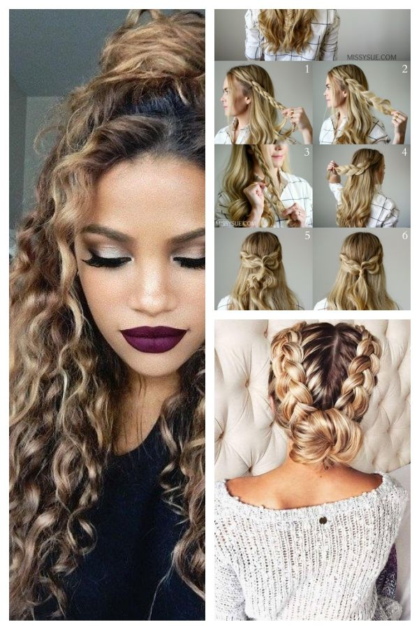 30 Of The Sophisticated Long Curly Hairstyles 2019 To Change Your Boring Old Styles Curly Hair Styles Hair Styles Long Hair Styles