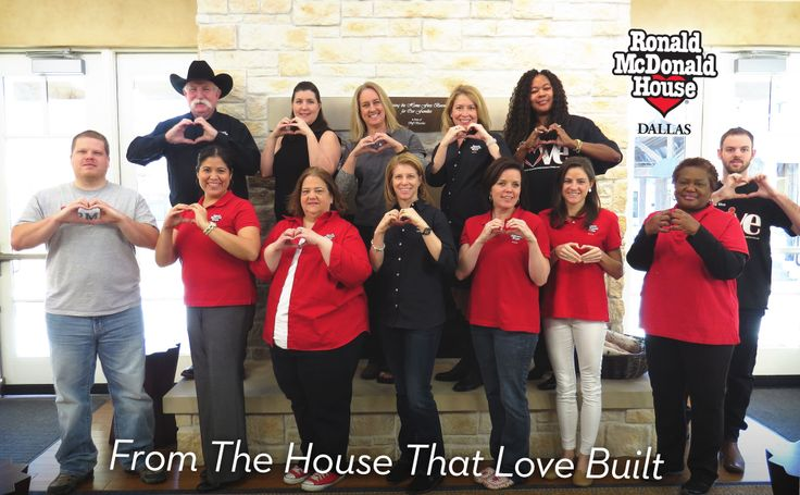Ronald Mcdonald House Dallas Rooms